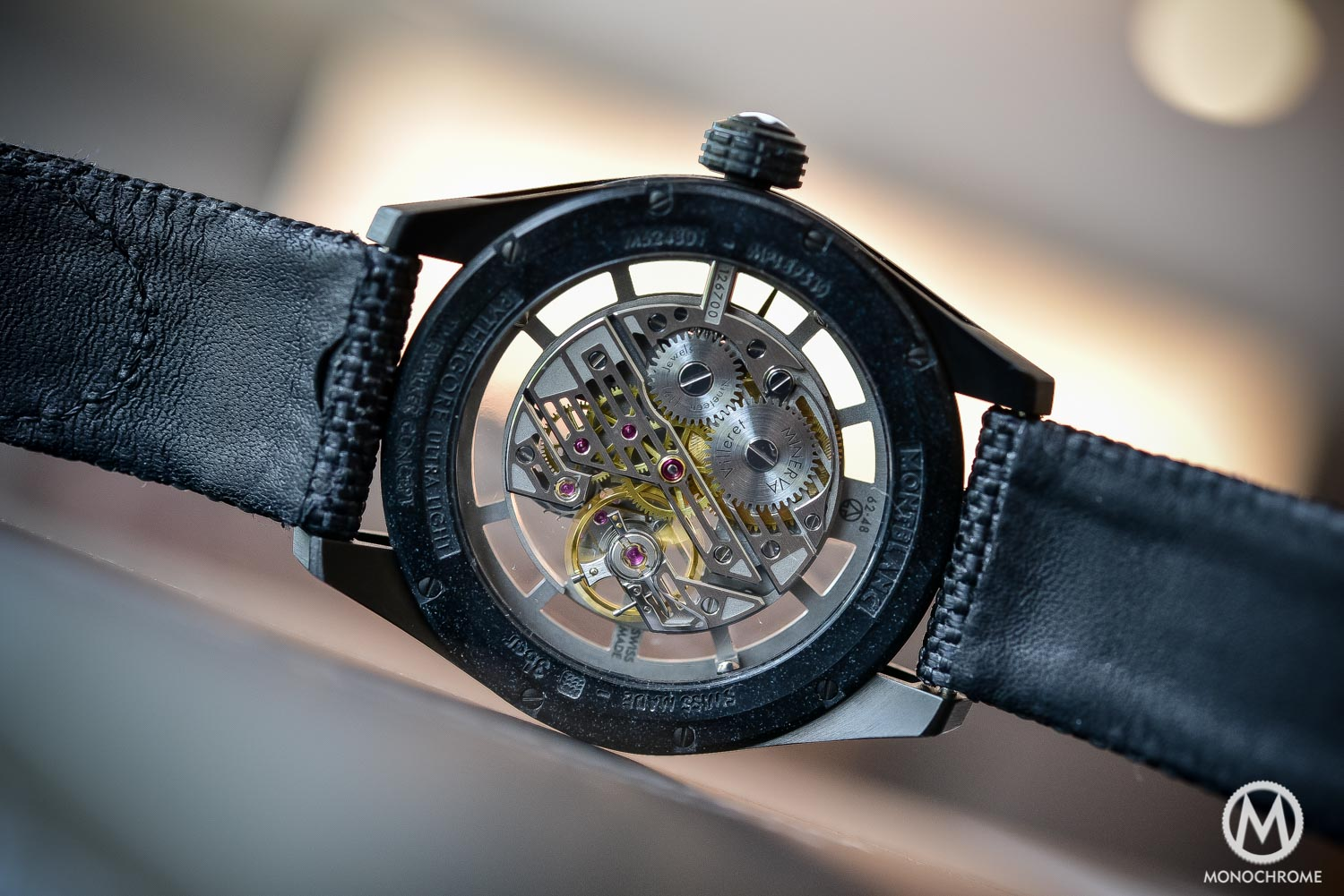 Montblanc TimeWalker Pythagore Ultra-Light Concept - Exclusive Hands-On - 4