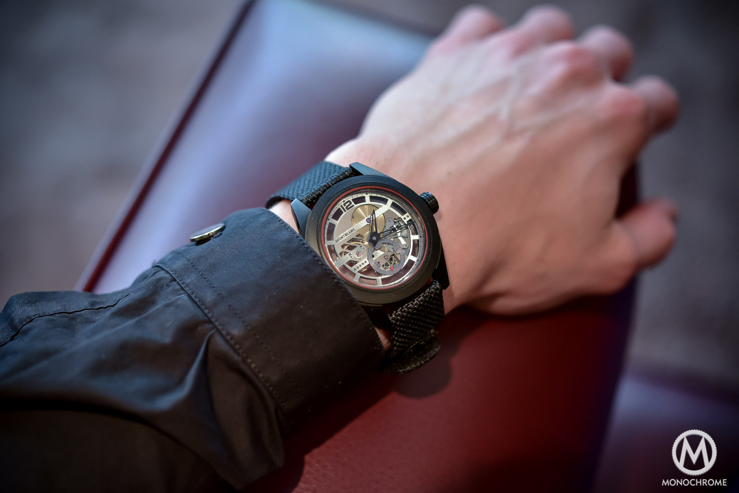 Montblanc TimeWalker Pythagore Ultra-Light Concept - Exclusive Hands-On - 8