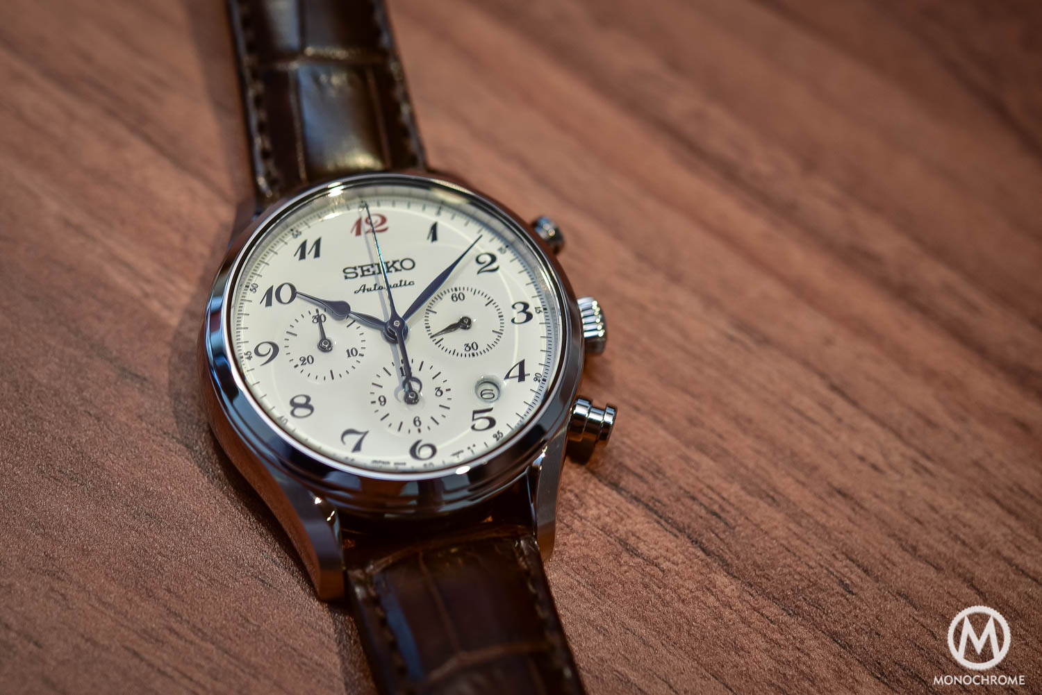 Hands On Seiko Presage 60th Anniversary Chronograph With