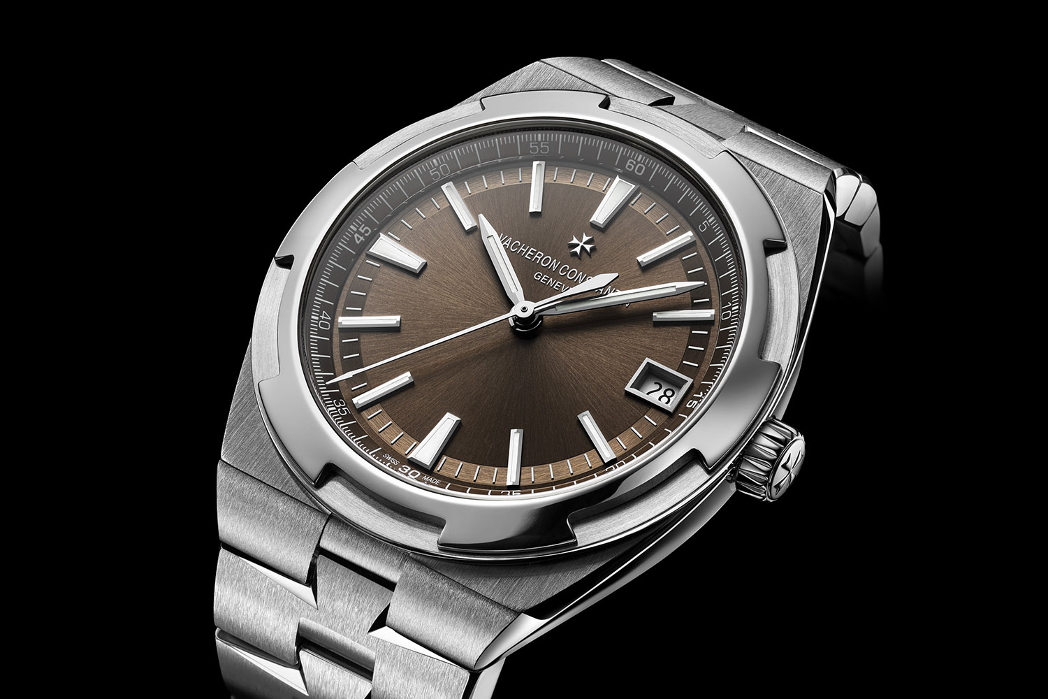 Vacheron Constantin Overseas 4500v - brown dial - 2