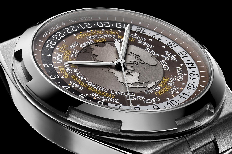 Vacheron Constantin Overseas World Time - 7700V