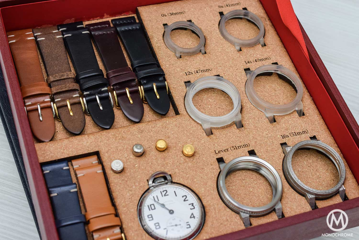 Vortic Watch Co - antique movements and 3D printed cases - 1
