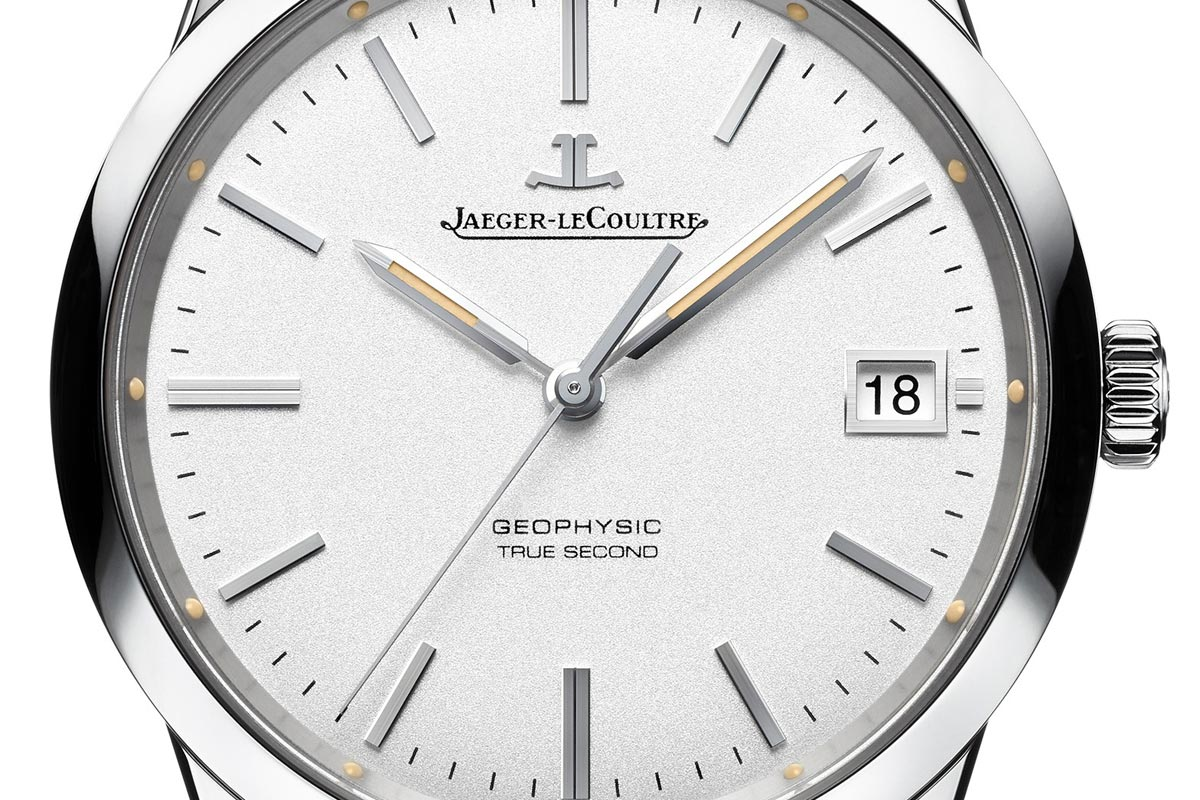 jaeger-lecoultre geophysic true seconds