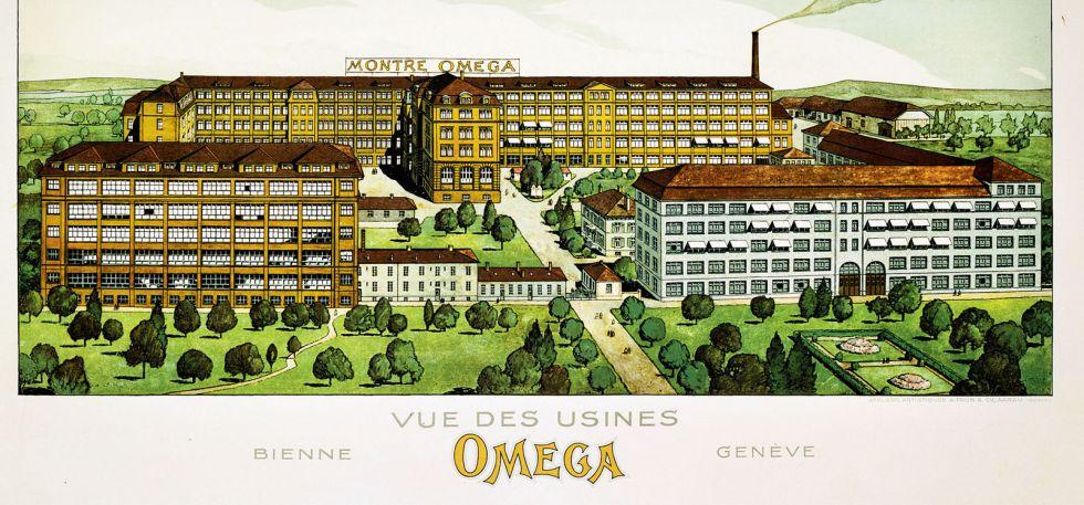 Omega manufacture