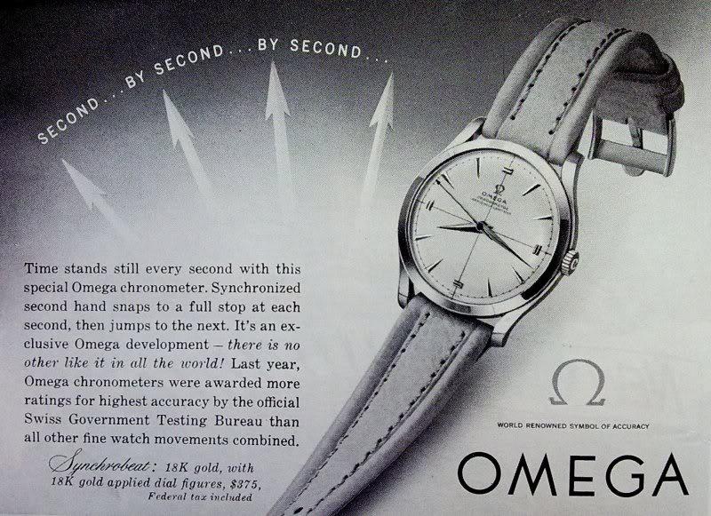 Omega Synchro Beat