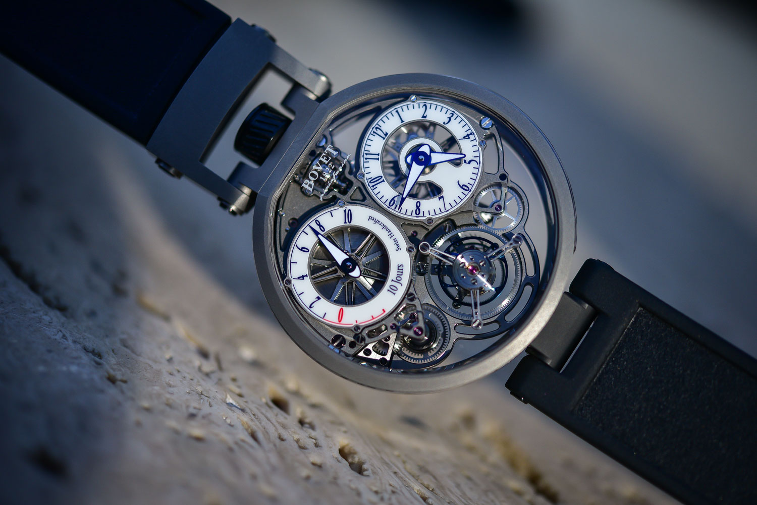 Bovet Pininfarina OttantaSei 10-Day Tourbillon - review