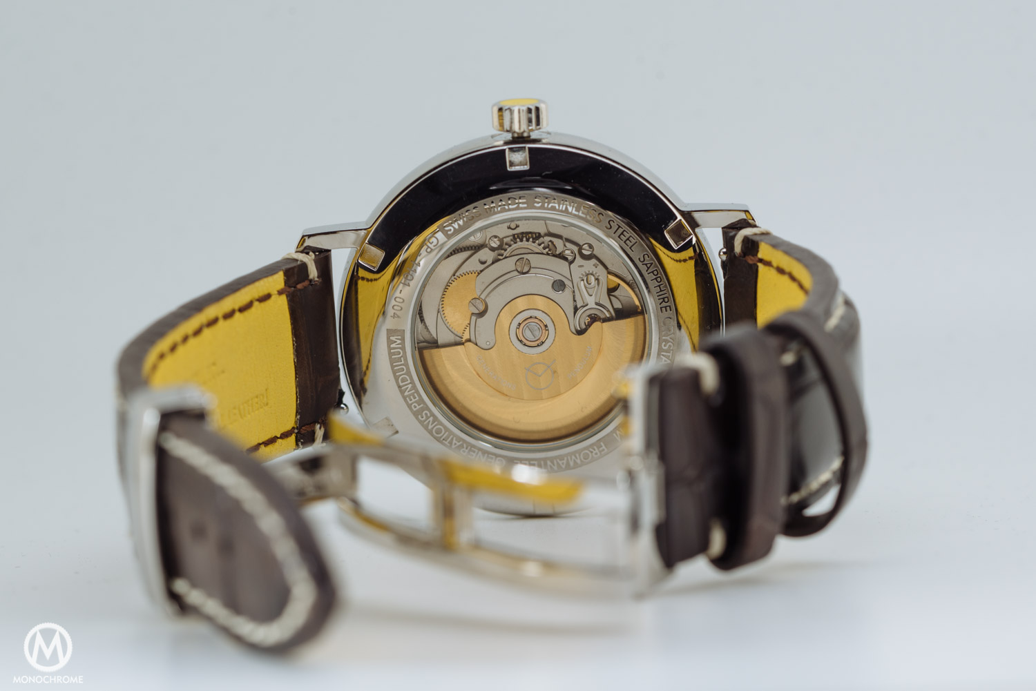 Fromanteel Pendulum automatic watch – Dutch – Value Proposition