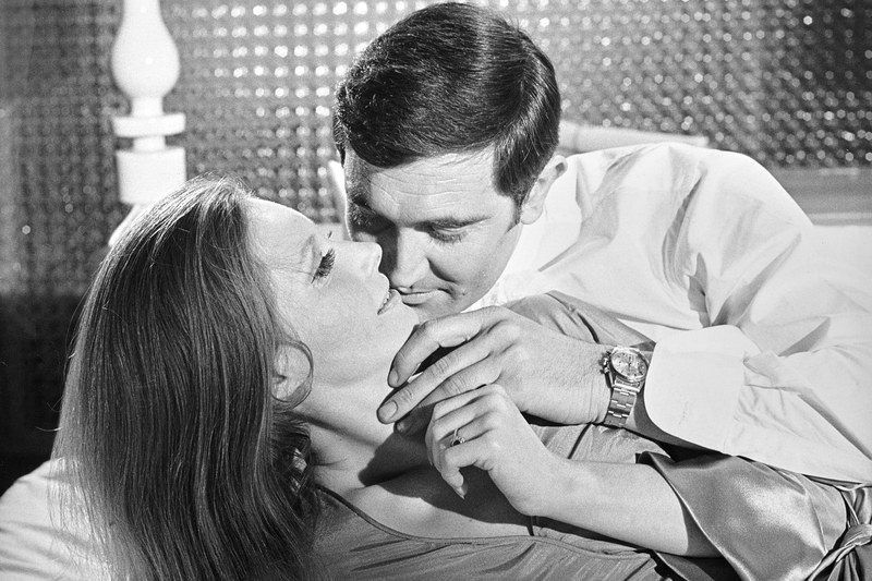 Georges Lazenby Rolex Pre-Daytona Ref. 6238 from James Bond 007 - On Her Majesty's Secret Service