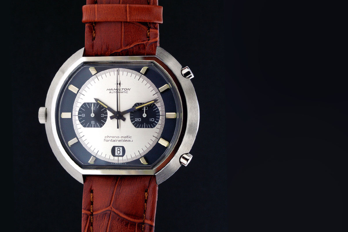 Hamilton Fontainebleau Chronomatic 11