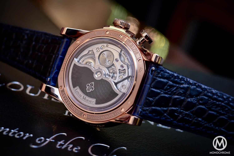 Louis Moinet Memoris 200th chronograph - 2