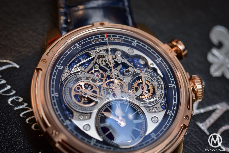 Louis Moinet Memoris 200th chronograph - 3