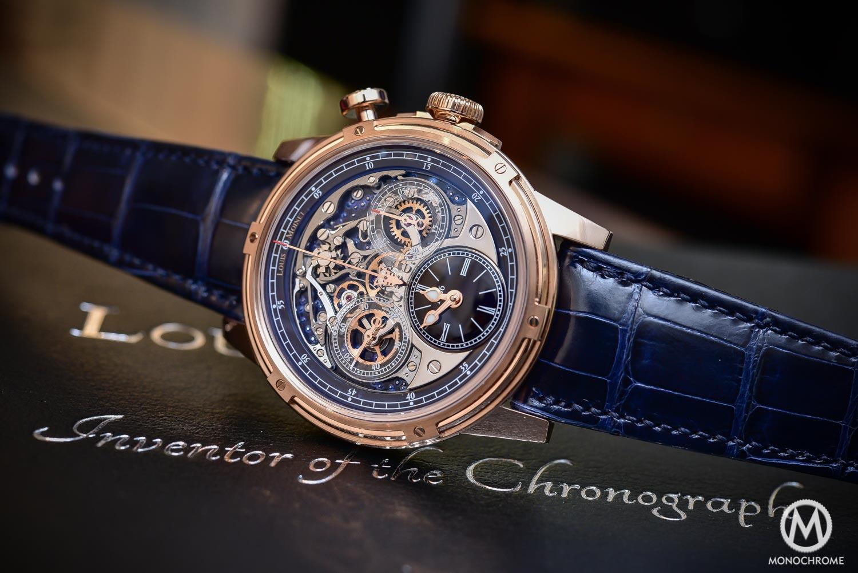 Louis Moinet Memoris 200th chronograph - 4