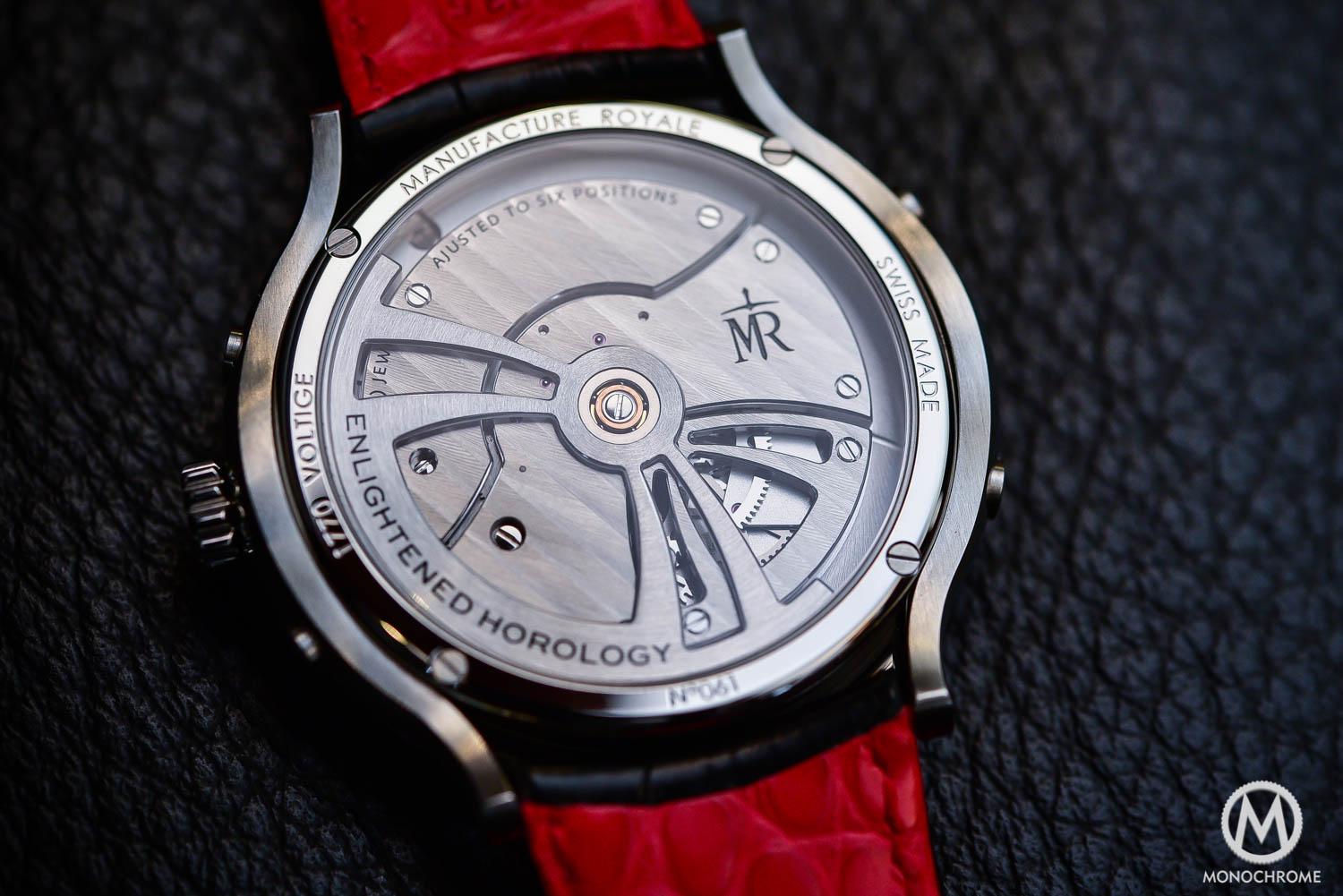 Manufacture Royale 1770 Haute Voltige - Dual Time Zone