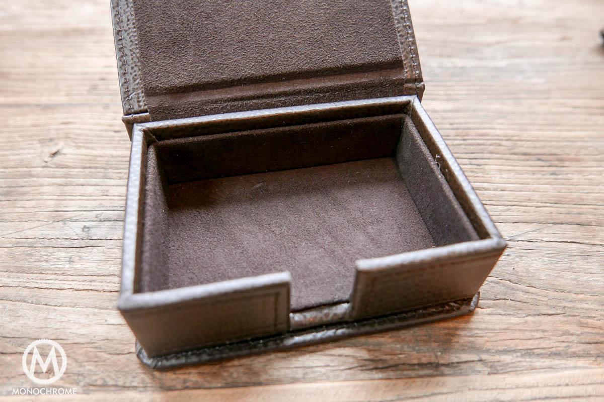 Baume Mercier business card holder