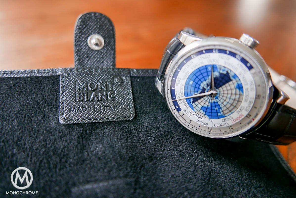 Montblanc Travel Watch Roll