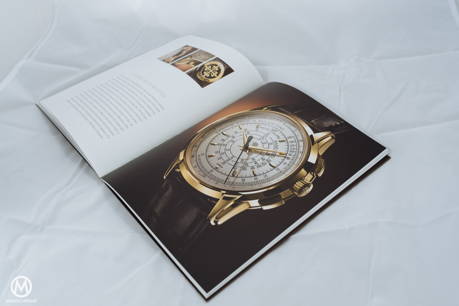 Patek Philippe 175th anniversary book