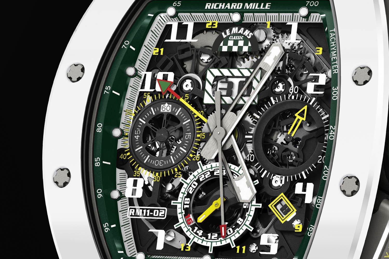Richard Mille RM 11-02 Le Mans Classic