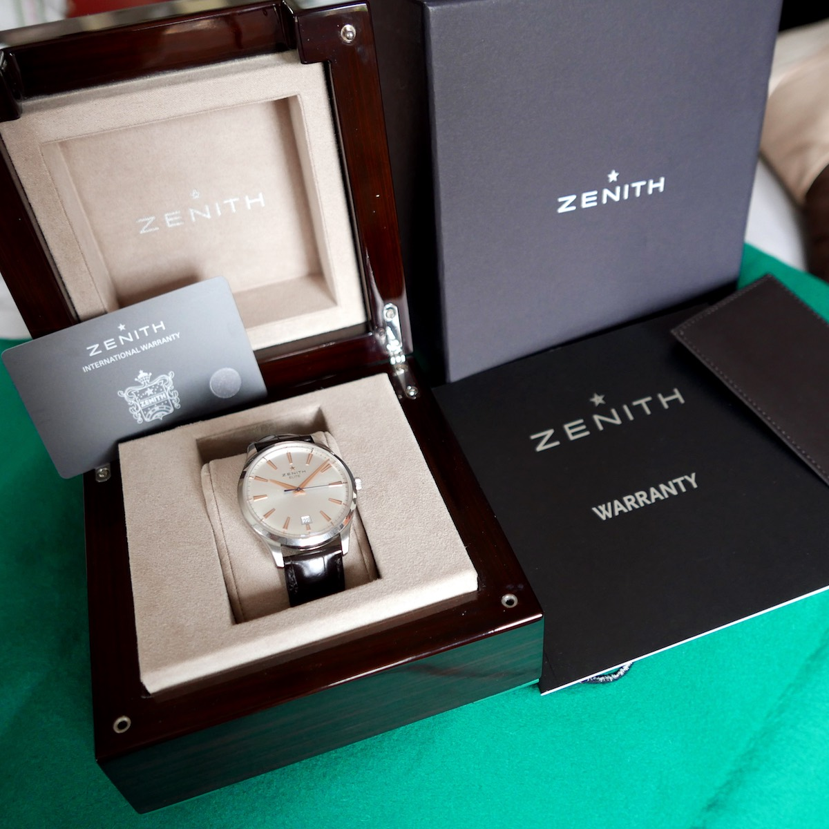 Zenith Elite Captain - Catawiki 5 Cool Finds - 3