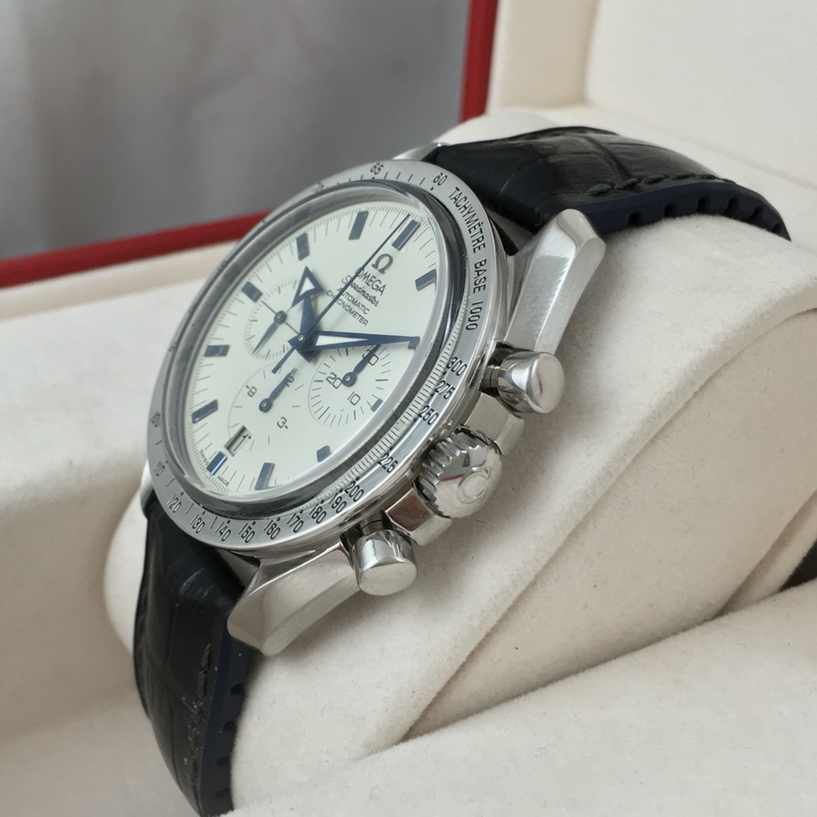 5 cool finds - Omega Speedmaster Automatic Broad Arrow - Catawiki - 1