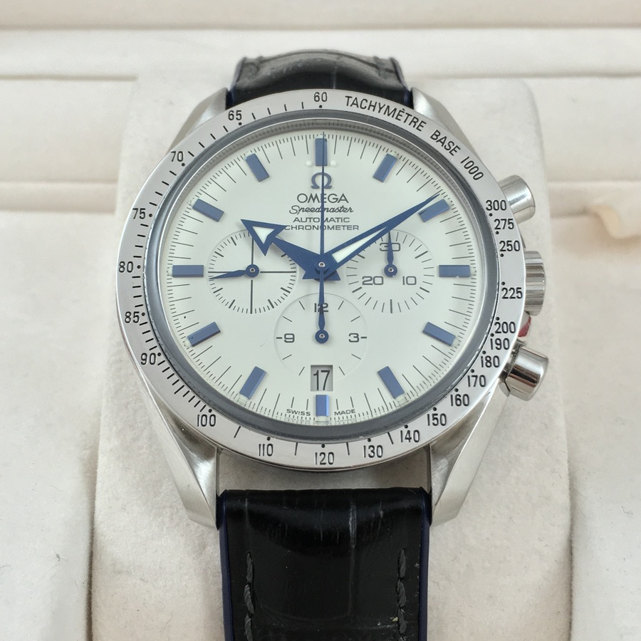 5 cool finds - Omega Speedmaster Automatic Broad Arrow - Catawiki - 2