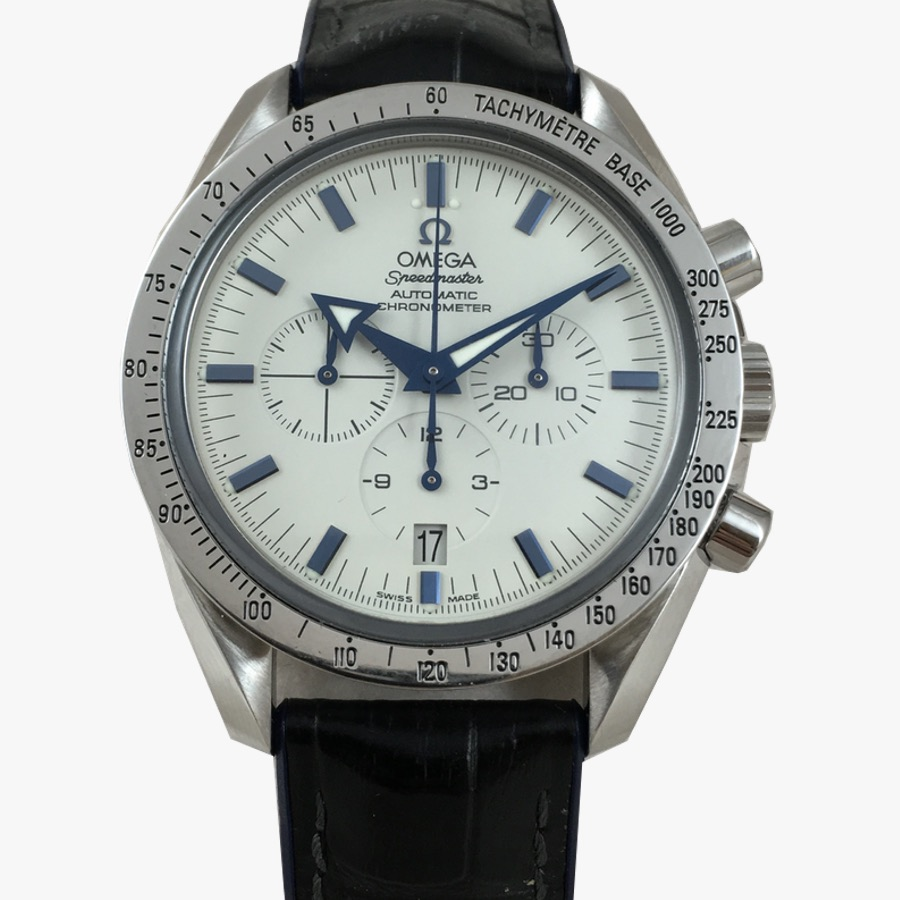5 cool finds - Omega Speedmaster Automatic Broad Arrow - Catawiki - 3