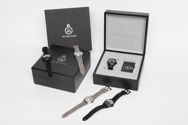 Art Mecanique Watches - Kickstarter - 1