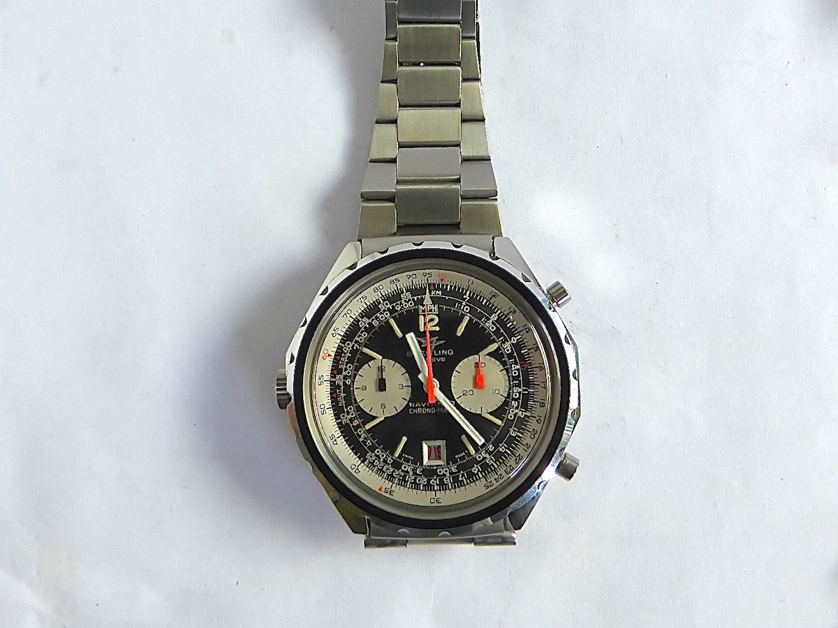 Breitling Navitimer 1970s Chronomatic - 5 Cool Finds Catawiki - 1
