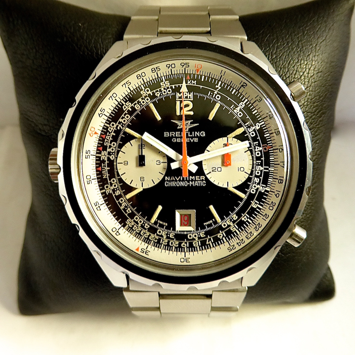 Breitling Navitimer 1970s Chronomatic - 5 Cool Finds Catawiki - 2