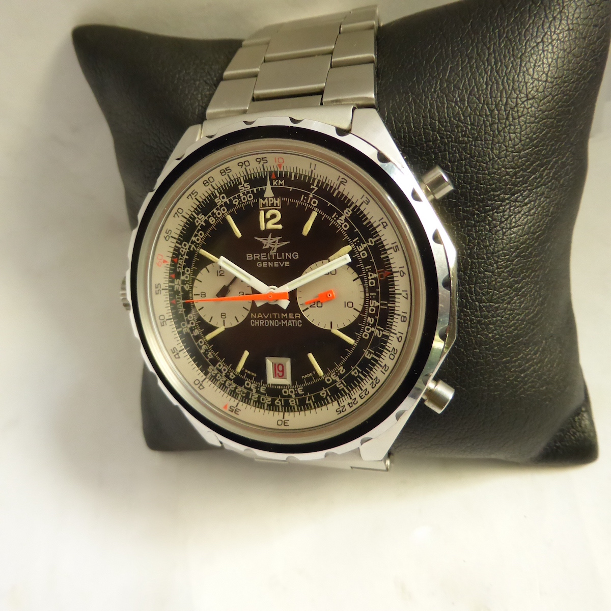 Breitling Navitimer 1970s Chronomatic - 5 Cool Finds Catawiki - 3