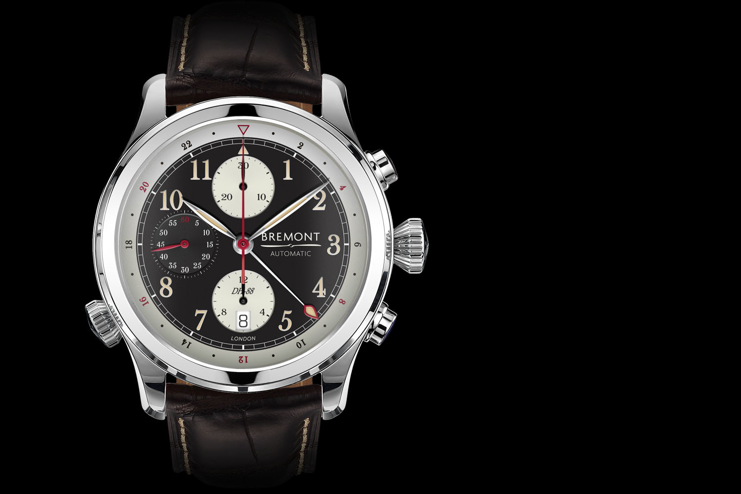Bremont DH-88 Comet stainless steel