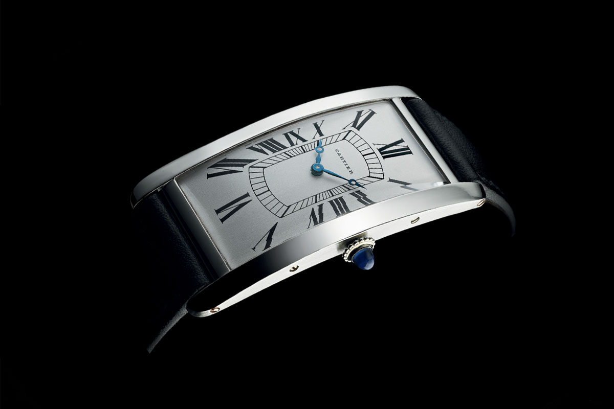 Cartier shaping elegance - history of cartier through shaped watches