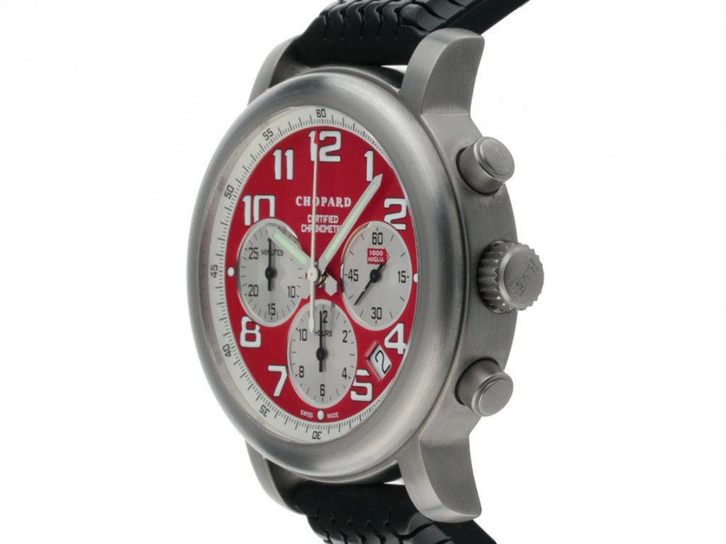 Chopard Mille Miglia Titan Automatic Chronograph - 5 cool finds catawiki - 1