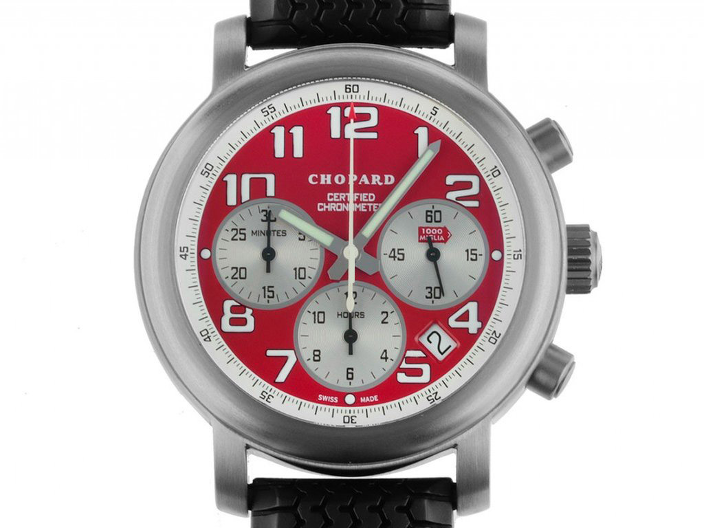 Chopard Mille Miglia Titan Automatic Chronograph - 5 cool finds catawiki - 3