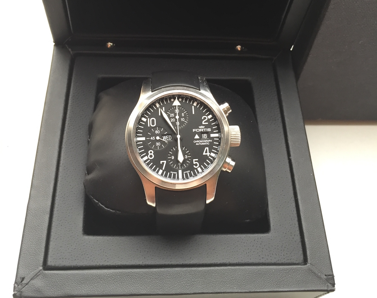 Fortis B-42 Chronograph - 5 Cool Finds Catawiki - 1