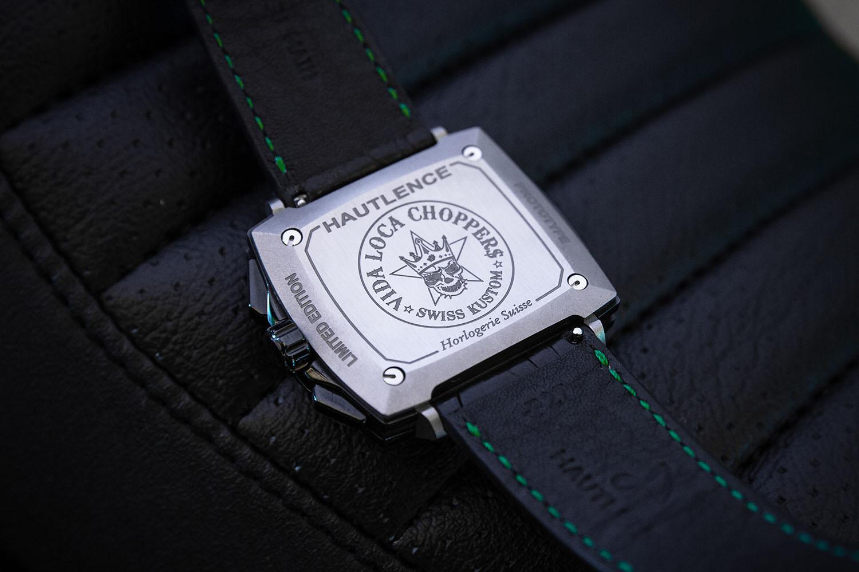 Hautlence Invictus Vida Loca Choppers chronograph