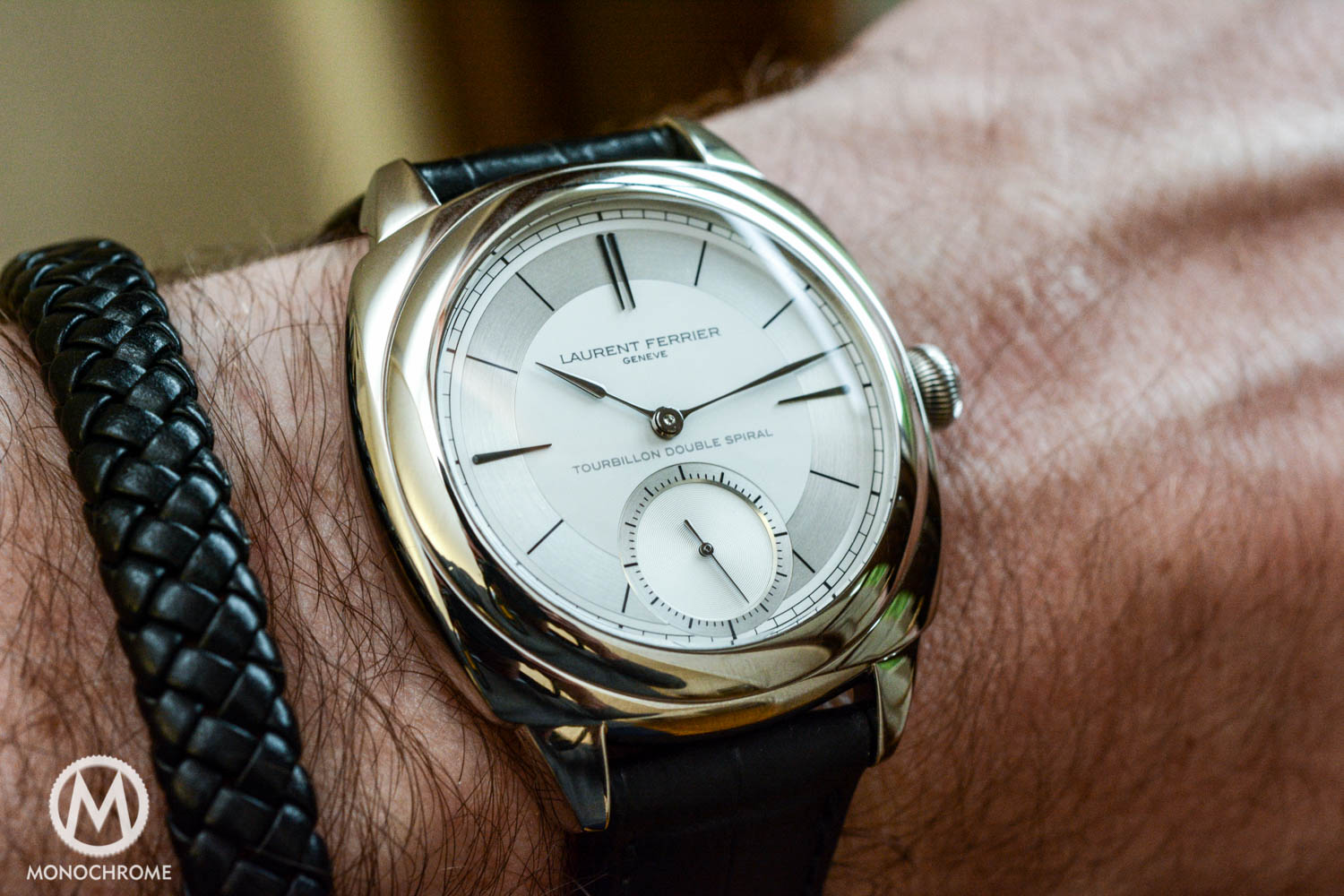 Laurent Ferrier Galet Classic Square