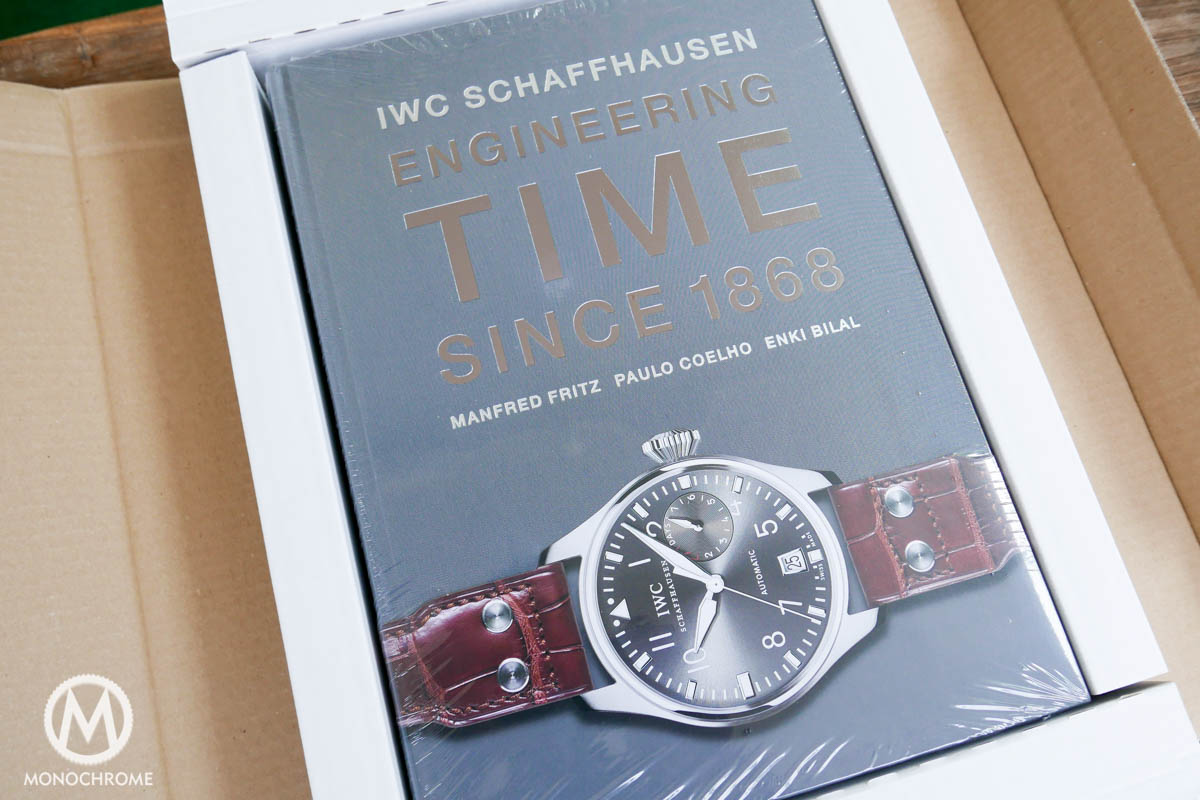 IWC Engineering Time