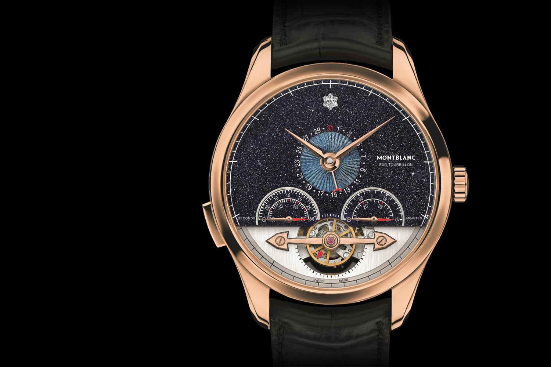 万宝龙Heritage Chronometrie ExoTourbillon Minute Chronograph