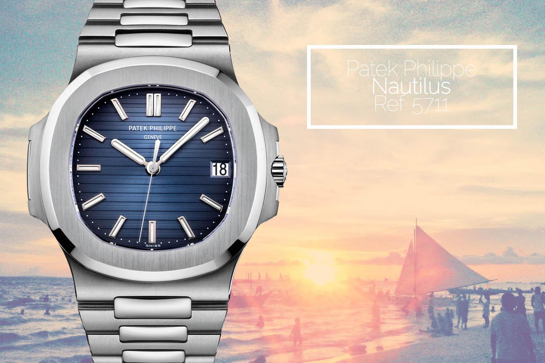 Patek Philippe Nautilus 5711