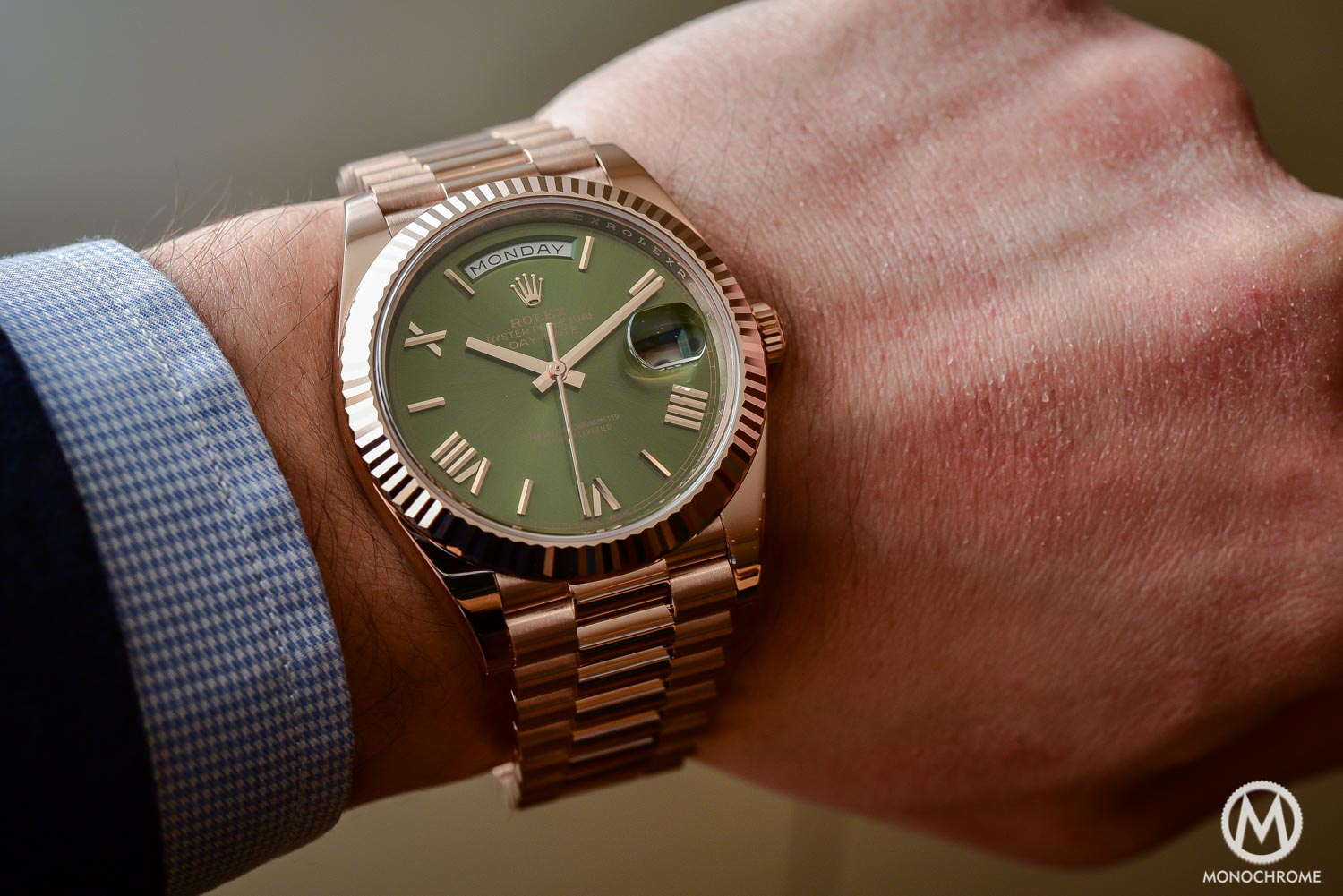 Rolex Day Date 60th Anniversary Edition The Presidents