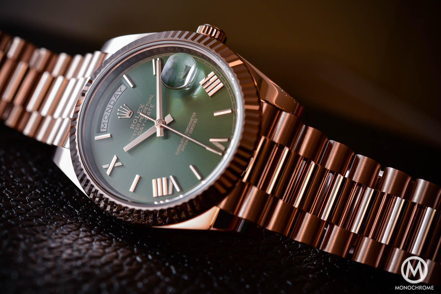 Rolex Day,Date 60th Anniversary Edition, the President\u0027s