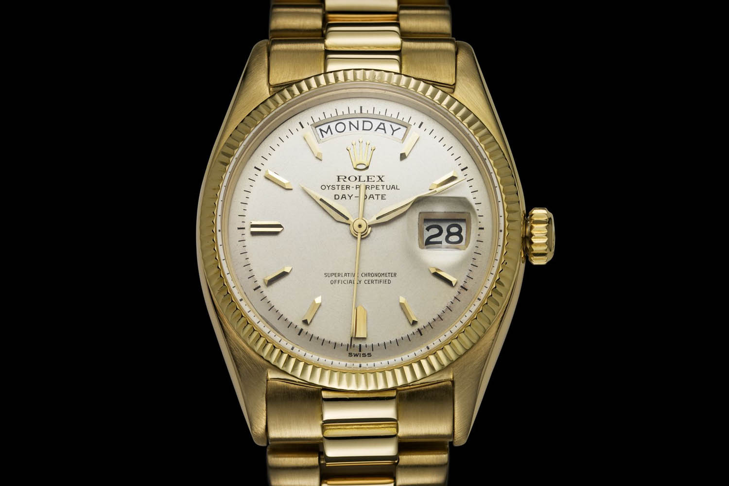 1956 Rolex Day Date 6511, First Edition