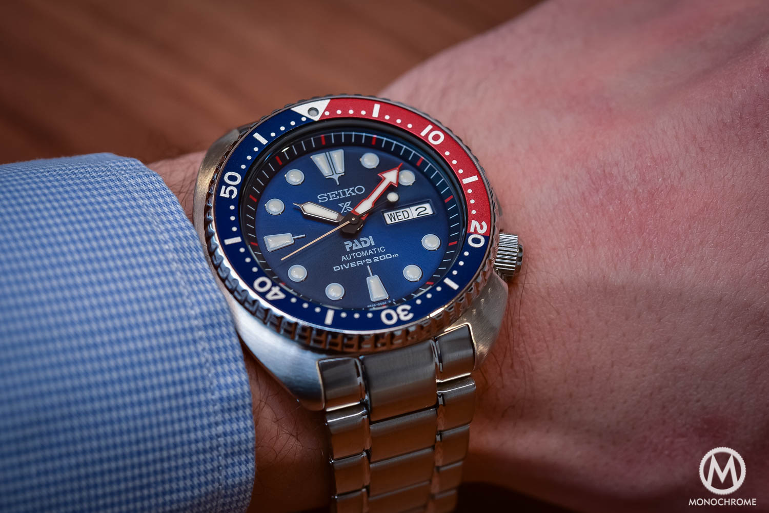 Hands On Review Seiko Prospex Srpa21 Padi Turtle A Nice