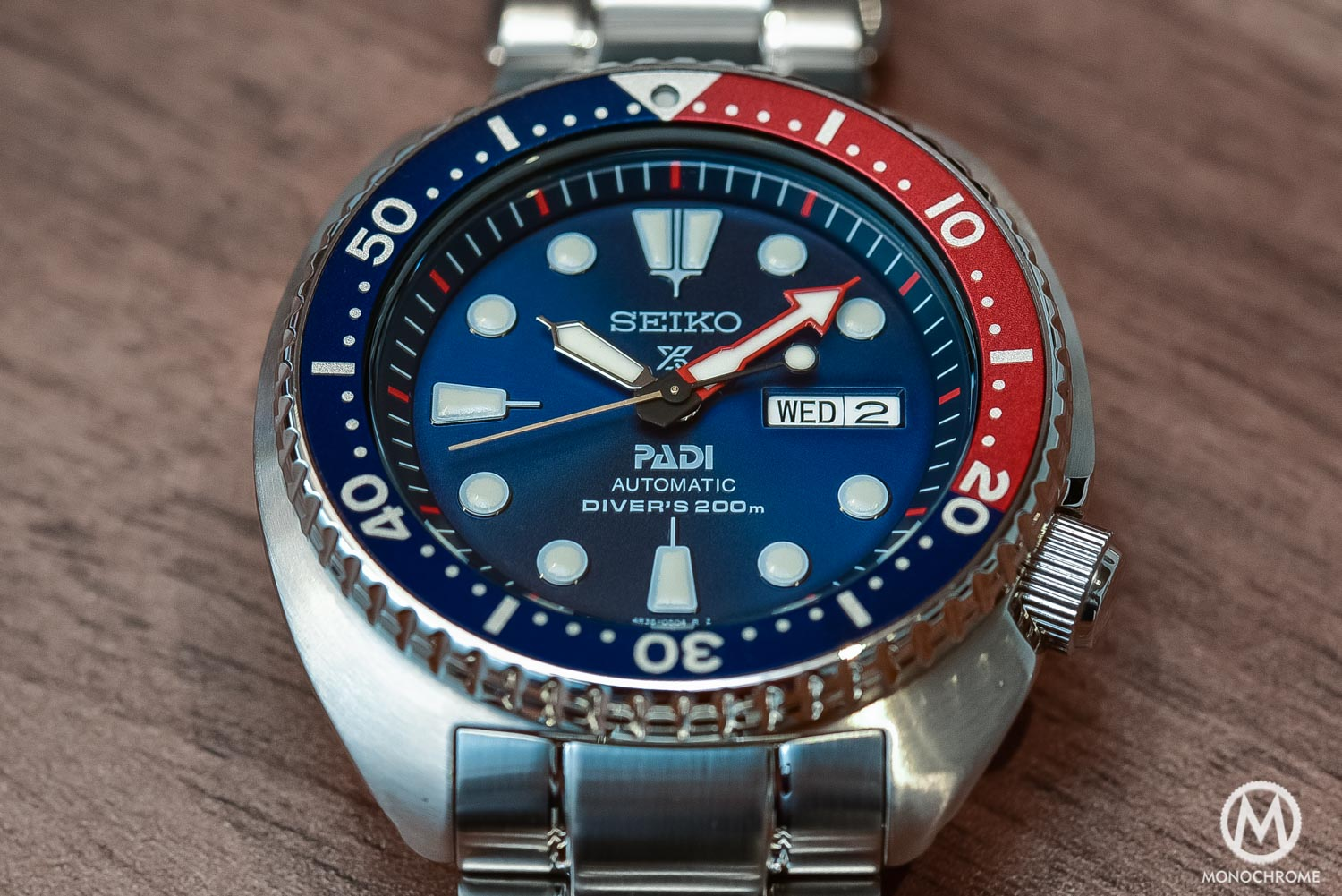 a6ea79c63 Hands-On Review - Seiko Prospex SRPA21 PADI Turtle - A nice ...