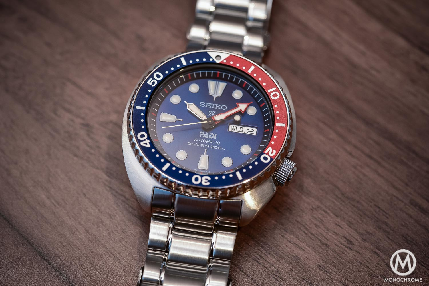 Hands-On Review - Seiko Prospex SRPA21 PADI Turtle - A nice