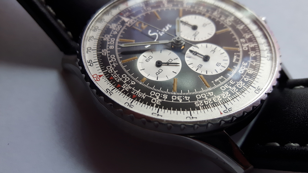 Sinn ref. 903 chronograaf - Lemania 1873 - 5 Cool Finds Catawiki - 1