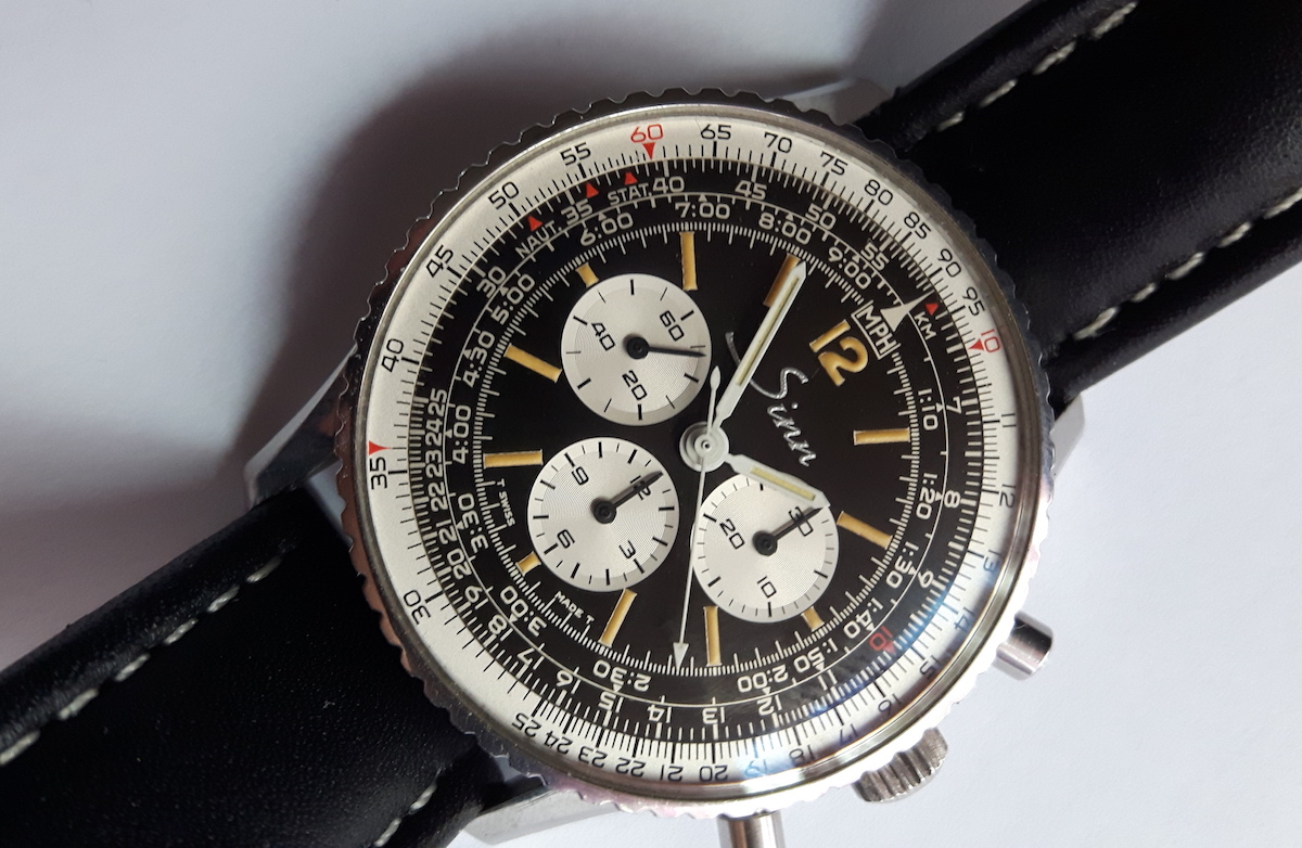 Sinn ref. 903 chronograaf - Lemania 1873 - 5 Cool Finds Catawiki - 3