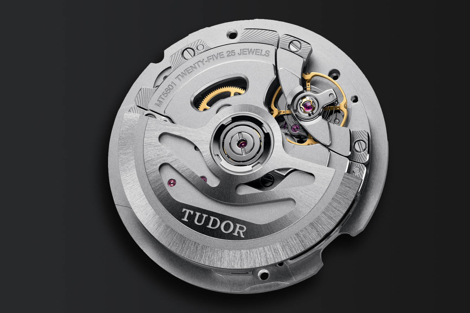 TUDOR MT5601 manufacture movement black bay bronze
