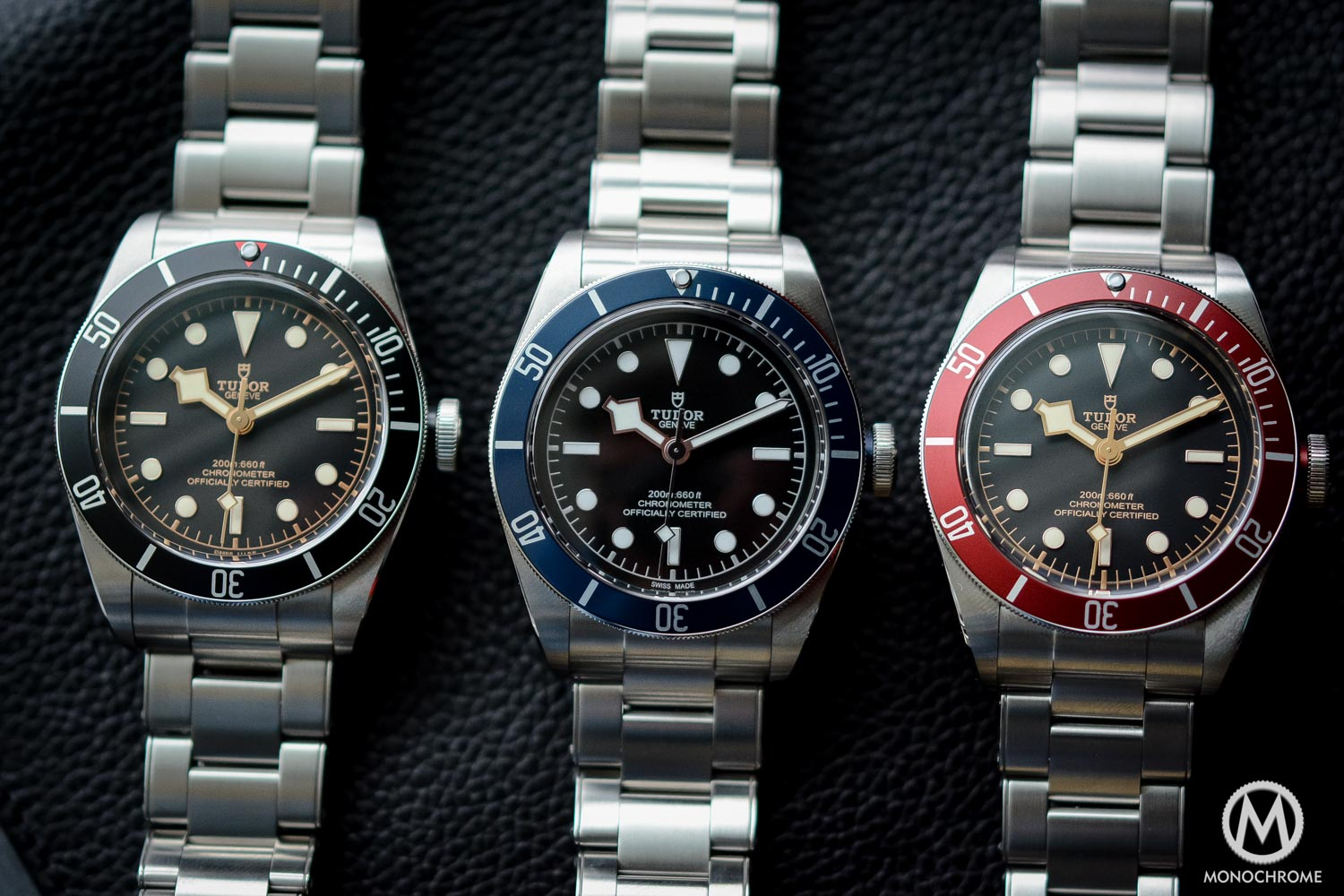 ba59258e70b What s new in the 2016 Tudor Heritage Black Bay 79230 with ...