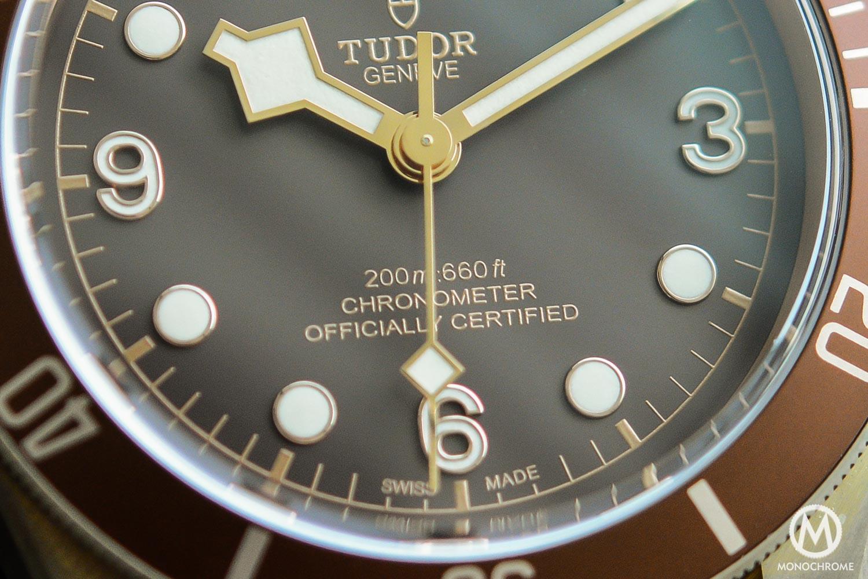Tudor Heritage Black Bay Bronze 79250BM - review